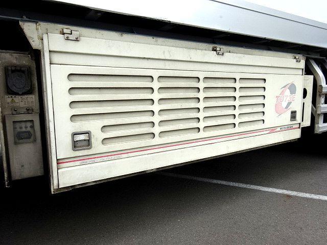 日野 H23 プロフィア 4軸低床 低温冷凍車  画像13