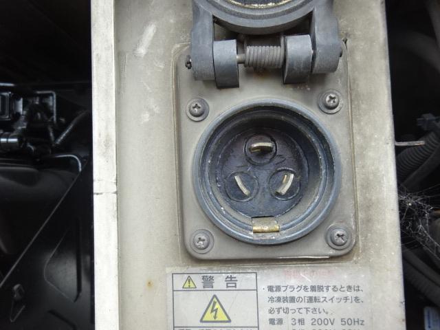 日野 H23 プロフィア 4軸低床 低温冷凍車  画像14