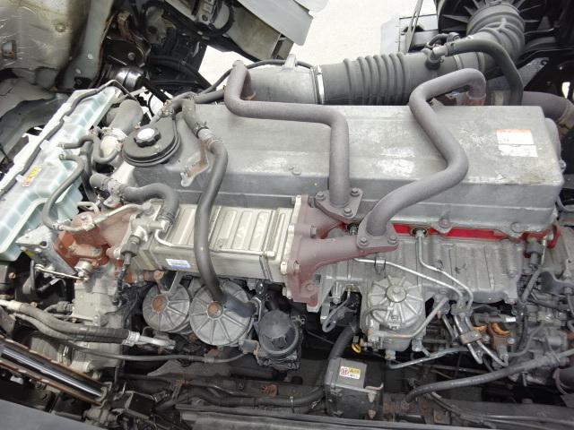 日野 H23 プロフィア 4軸低床 低温冷凍車  画像20