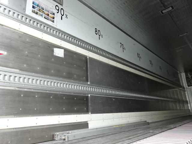 日野 H23 プロフィア 4軸低床 低温冷凍車  画像10
