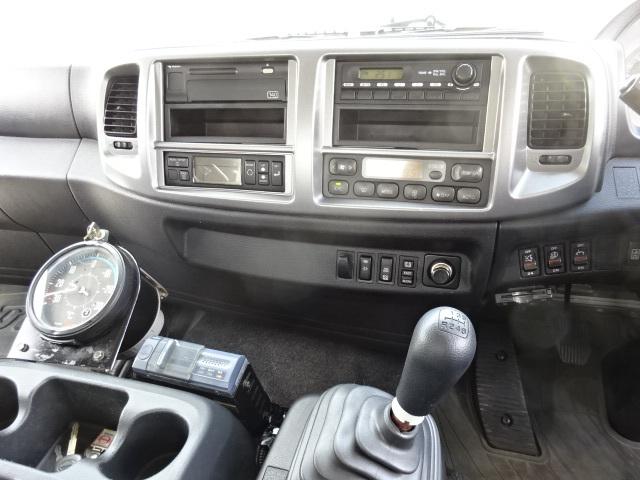日野 H25 レンジャー ワイド 低温冷凍車 PG付 画像23