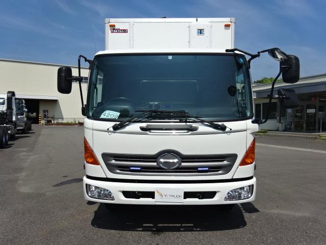 日野 H20 レンジャー ワイド 低温冷凍車 PG付 画像2