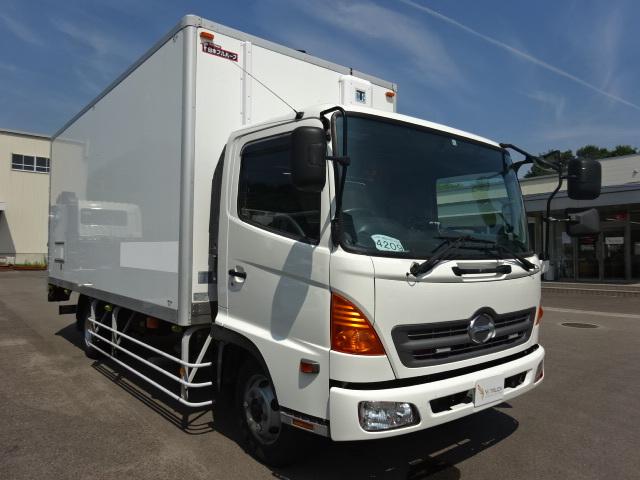 日野 H20 レンジャー ワイド 低温冷凍車 PG付 画像3