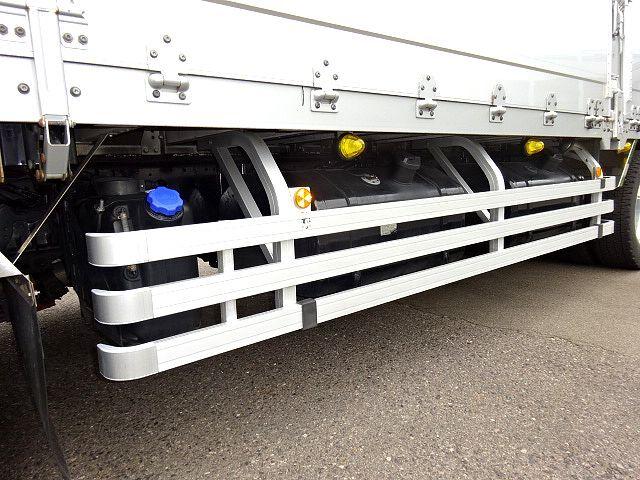いすゞ H25 ギガ ハイルーフ 4軸低床アルミウィング 画像20