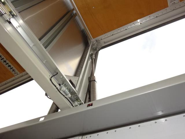 いすゞ H25 ギガ ハイルーフ 4軸低床アルミウィング 画像16