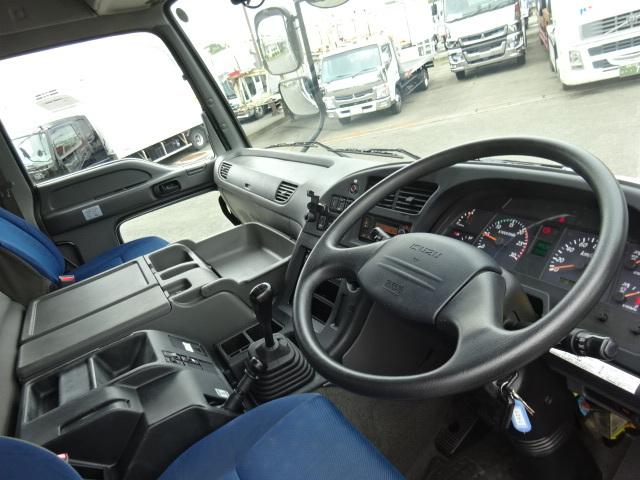 いすゞ H25 ギガ ハイルーフ 4軸低床アルミウィング 画像23