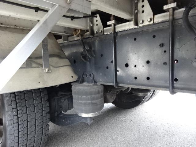 いすゞ H25 ギガ ハイルーフ 4軸低床アルミウィング 画像19