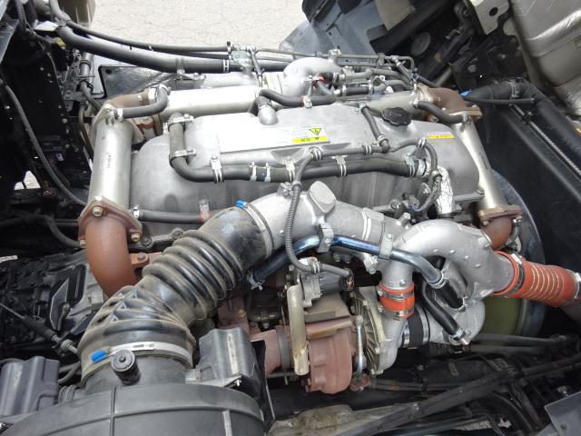 いすゞ H25 ギガ ハイルーフ 4軸低床アルミウィング 画像22