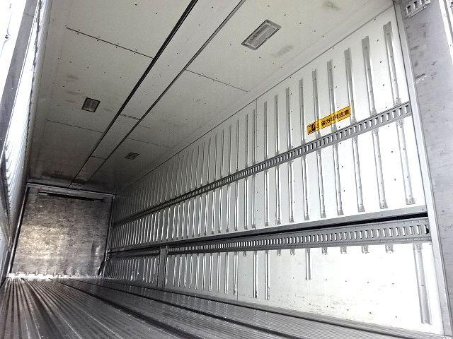 UD H23 クオン 4軸低床冷凍ウィング キーストン ジョルダー 画像11
