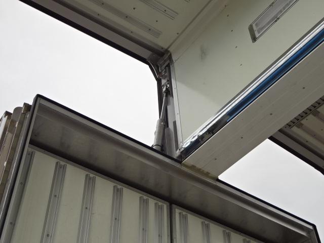 UD H23 クオン 4軸低床冷凍ウィング キーストン ジョルダー 画像15