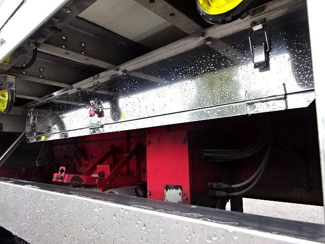 UD H23 クオン 4軸低床冷凍ウィング キーストン ジョルダー 画像19