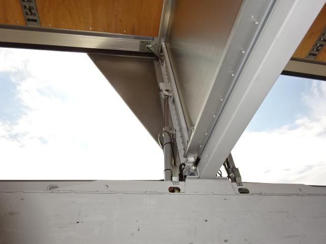 三菱 H22 ファイター アルミウィング ワイド PG付 画像17