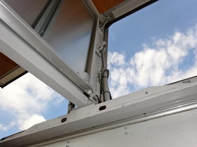 三菱 H22 ファイター アルミウィング ワイド PG付 画像14