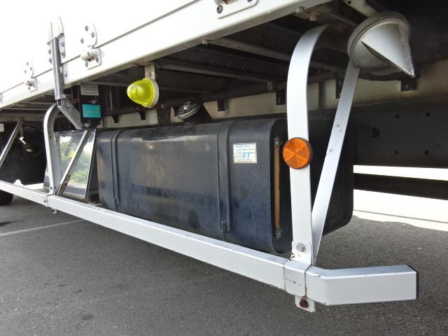 三菱 H22 ファイター アルミウィング ワイド PG付 画像22