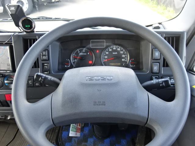 いすゞ H27 エルフ 低温冷凍車 サイド扉 画像20