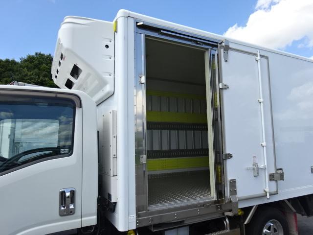 いすゞ H27 エルフ 低温冷凍車 サイド扉 画像6