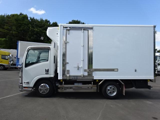 いすゞ H27 エルフ 低温冷凍車 サイド扉 画像5