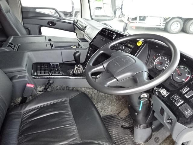 三菱 H21 スーパーグレート ハイルーフ 家畜運搬車 画像21