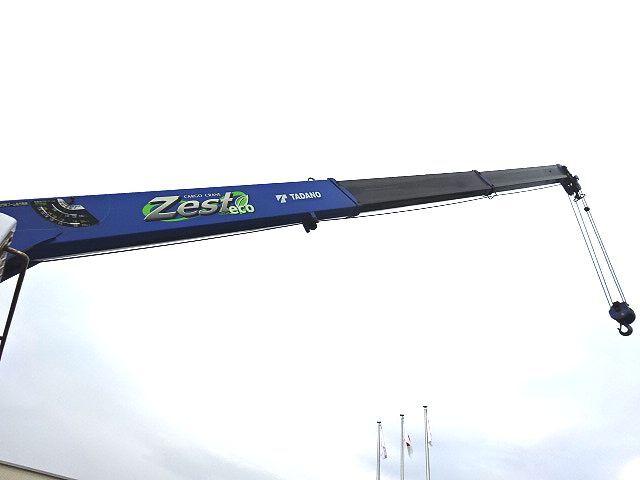 三菱 H26 ファイター 増トン ワイド 平 3段クレーン 画像13