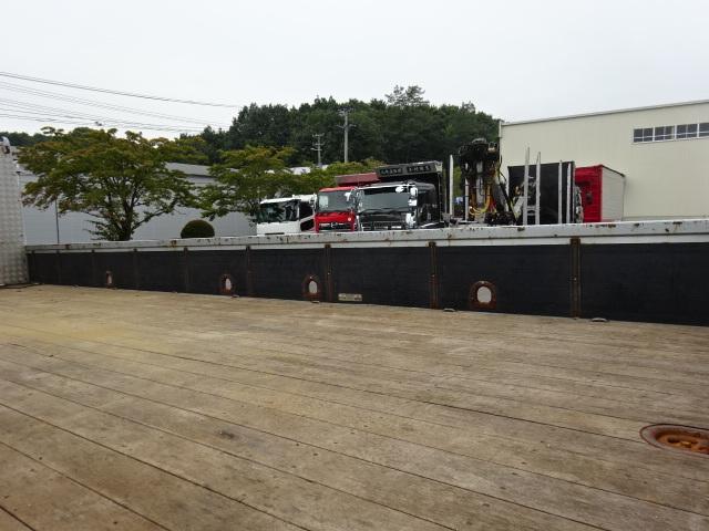 三菱 H26 ファイター 増トン ワイド 平 3段クレーン 画像12