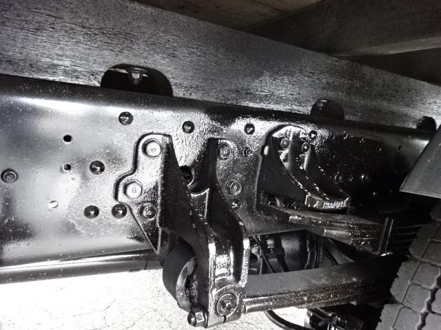三菱 H26 ファイター 増トン ワイド 平 3段クレーン 画像19