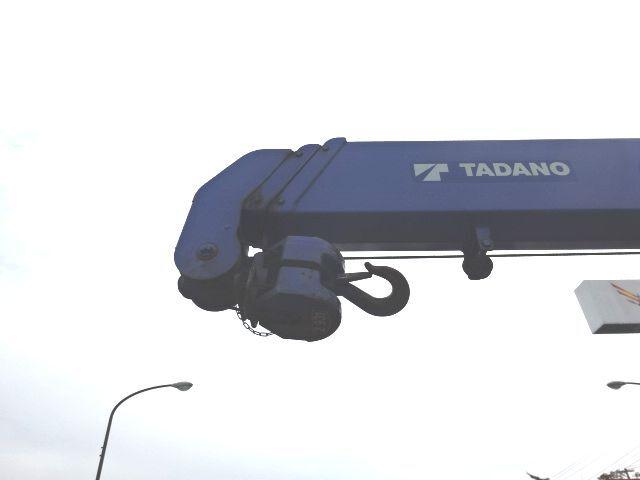 三菱 H26 ファイター 増トン ワイド 平 3段クレーン 画像14