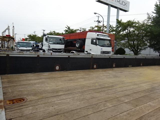 三菱 H26 ファイター 増トン ワイド 平 3段クレーン 画像11