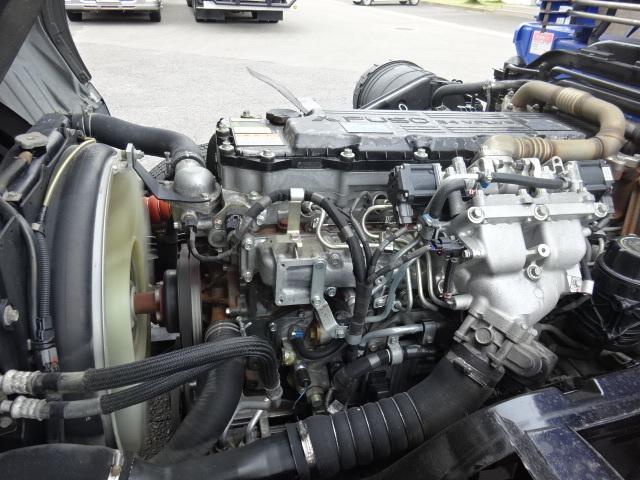 三菱 H26 ファイター 増トン ワイド 平 3段クレーン 画像22