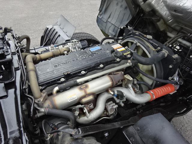 三菱 H26 ファイター 増トン ワイド 平 3段クレーン 画像23