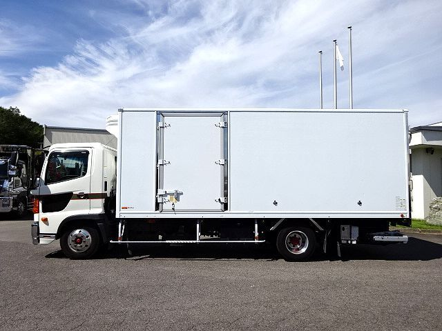 日野 H25 レンジャー 低温冷凍車 格納PG 画像4