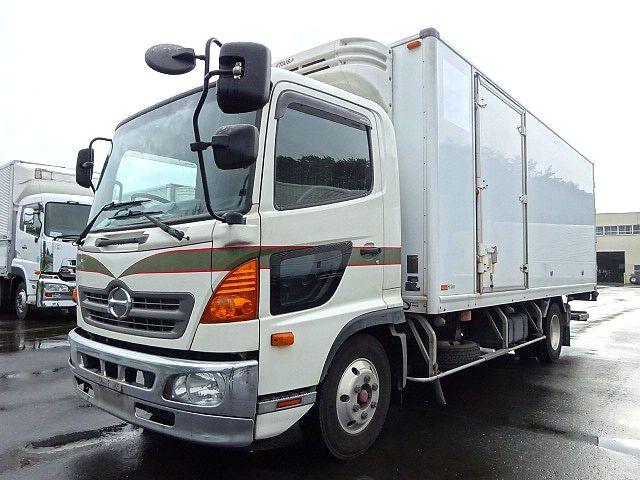 日野 H25 レンジャー 低温冷凍車 格納PG 画像1