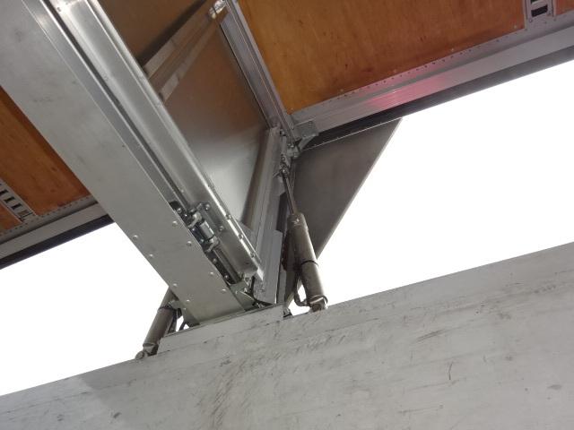 いすゞ H22 ギガ ハイルーフ 4軸低床アルミウィング 画像13