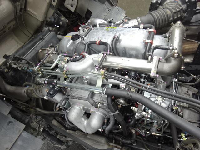 いすゞ H22 ギガ ハイルーフ 4軸低床アルミウィング 画像22