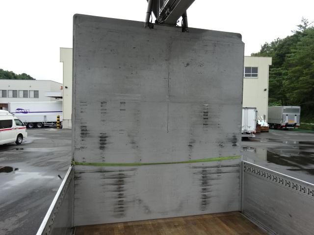 いすゞ H22 ギガ ハイルーフ 4軸低床アルミウィング 画像11