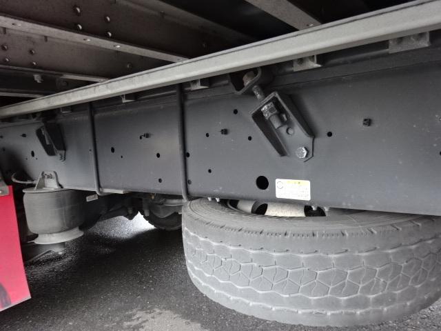 いすゞ H22 ギガ ハイルーフ 4軸低床アルミウィング 画像18