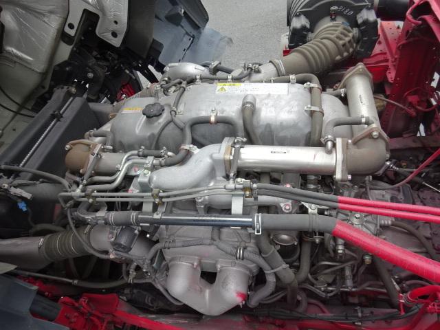 いすゞ H26 ギガ 4軸低床アルミウィング  画像22