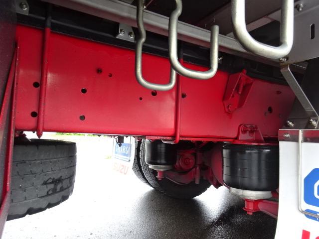 いすゞ H26 ギガ 4軸低床アルミウィング  画像11