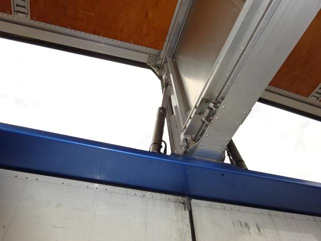 いすゞ H19 ギガ ハイルーフ 4軸低床アルミウィング 画像15
