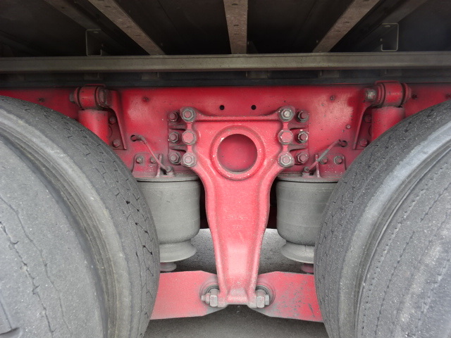 いすゞ H19 ギガ ハイルーフ 4軸低床アルミウィング 画像19