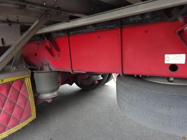 いすゞ H19 ギガ ハイルーフ 4軸低床アルミウィング 画像21