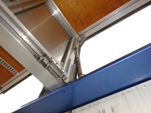いすゞ H19 ギガ ハイルーフ 4軸低床アルミウィング 画像16