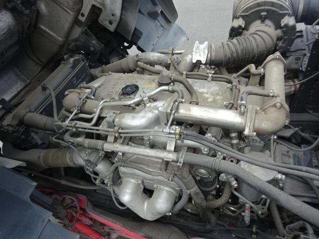 いすゞ H19 ギガ ハイルーフ 4軸低床アルミウィング 画像22