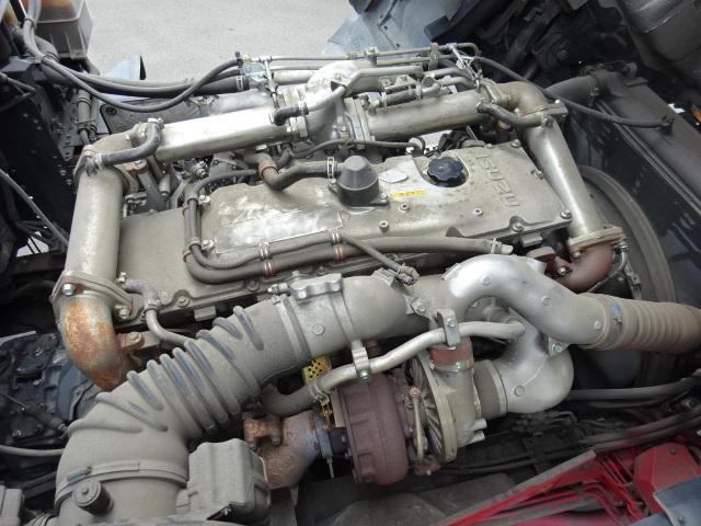 いすゞ H19 ギガ ハイルーフ 4軸低床アルミウィング 画像23