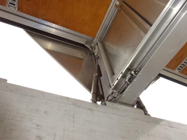 いすゞ H19 ギガ ハイルーフ 4軸低床アルミウィング 画像13