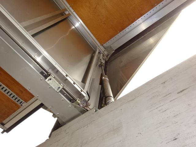 いすゞ H19 ギガ ハイルーフ 4軸低床アルミウィング 画像14