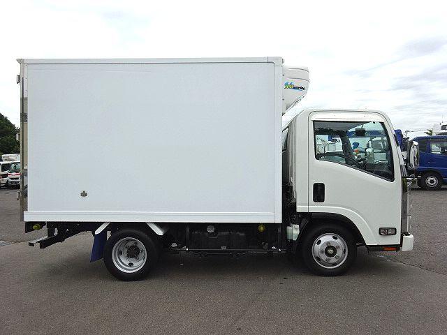 いすゞ H27 エルフ 低温冷凍車 サイド扉 画像4