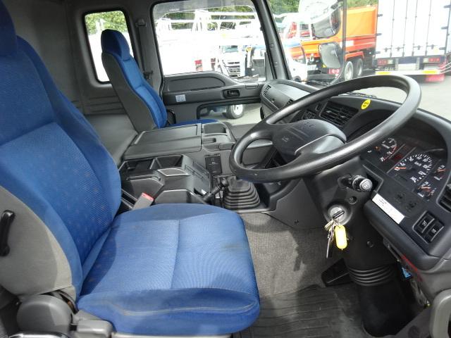 いすゞ H26 ギガ 4軸低床アルミウィング 車検付 画像22