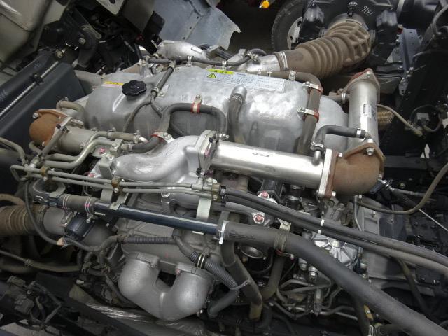 いすゞ H26 ギガ 4軸低床アルミウィング 車検付 画像20