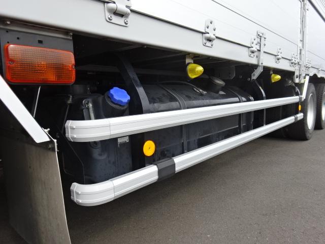 いすゞ H26 ギガ 4軸低床アルミウィング 車検付 画像19