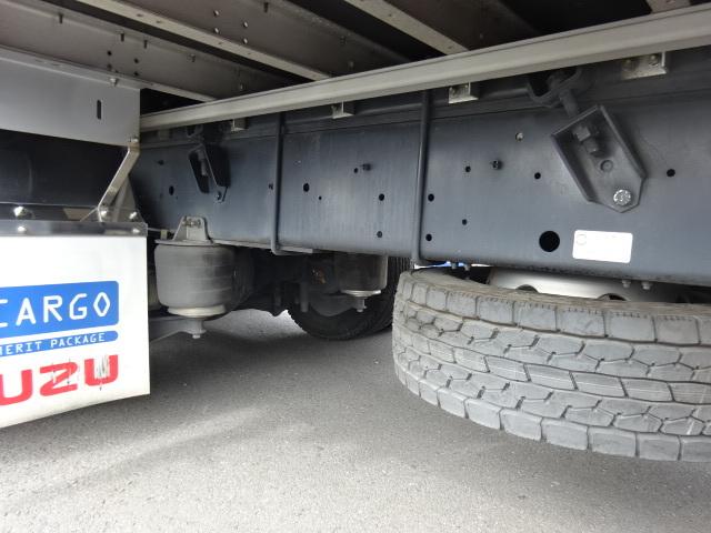 いすゞ H26 ギガ 4軸低床アルミウィング 車検付 画像18